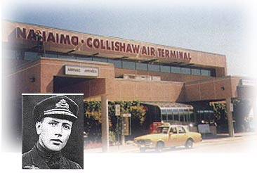 Collishaw Air Terminal. Nanaimo